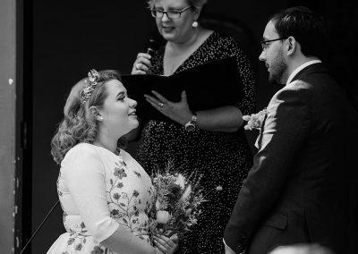 Margo-Hickman-marrying-Bronte-Dan